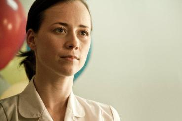 Amy (as played by Karine Vanasse) in Rhonda's party. Photo courtesy of Ashley McKenzie