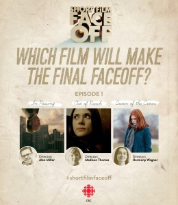 (Graphic courtesy of CBC Short Film Face Off)